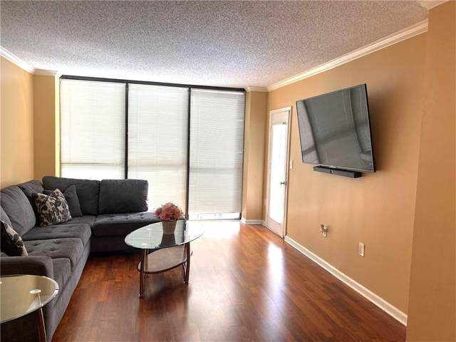 1280 W Peachtree Street NW #808, Atlanta, GA 30309 (MLS #6795006) :: North Atlanta Home Team