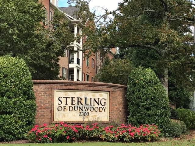 2300 Peachford Road #4308, Dunwoody, GA 30338 (MLS #6795028) :: Thomas Ramon Realty