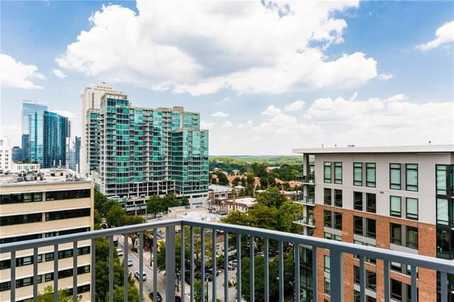 860 Peachtree Street NE #1001, Atlanta, GA 30308 (MLS #6795041) :: Rock River Realty