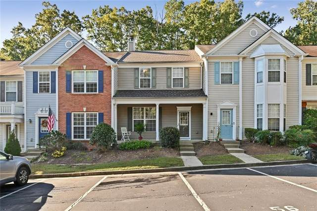 9155 Nesbit Ferry Road #56, Alpharetta, GA 30022 (MLS #6795081) :: Team RRP | Keller Knapp, Inc.