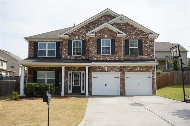 33 Wedge Wood Way, Dallas, GA 30132 (MLS #6795088) :: The Cowan Connection Team
