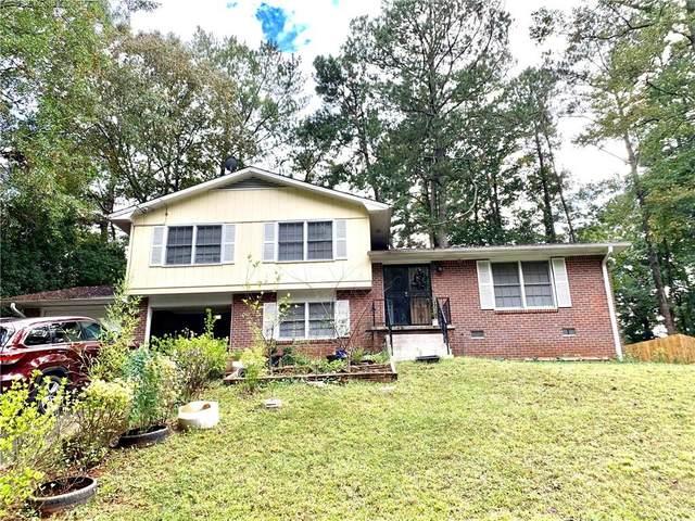 2198 Newgate Drive, Decatur, GA 30035 (MLS #6795121) :: North Atlanta Home Team