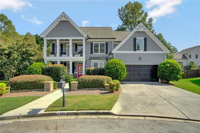 2582 Corey Park Drive, Loganville, GA 30052 (MLS #6795146) :: Tonda Booker Real Estate Sales