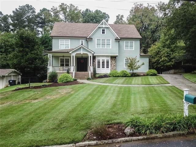6400 Bridgewood Valley Road, Sandy Springs, GA 30328 (MLS #6795147) :: North Atlanta Home Team