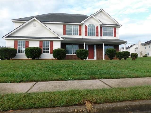 160 Middleton Drive, Covington, GA 30016 (MLS #6795149) :: North Atlanta Home Team