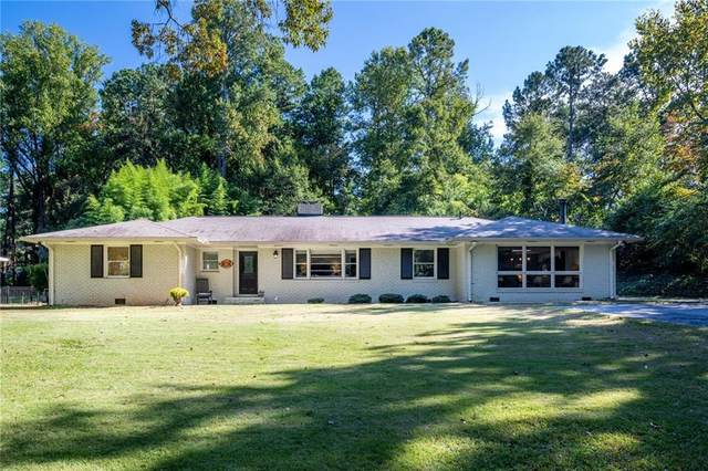623 Walnut Drive SW, Marietta, GA 30064 (MLS #6795153) :: North Atlanta Home Team