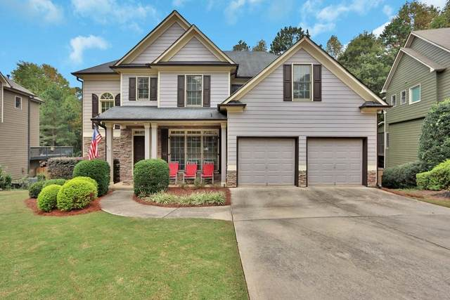 541 Oriole Farm Trail, Canton, GA 30114 (MLS #6795156) :: Tonda Booker Real Estate Sales