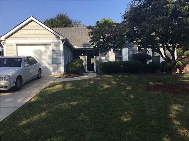 4358 Yellow Rose Drive, Austell, GA 30106 (MLS #6795167) :: RE/MAX Paramount Properties