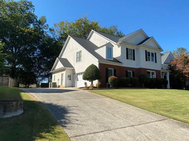 8518 Spring Breeze Terrace, Suwanee, GA 30024 (MLS #6795190) :: Keller Williams Realty Atlanta Classic