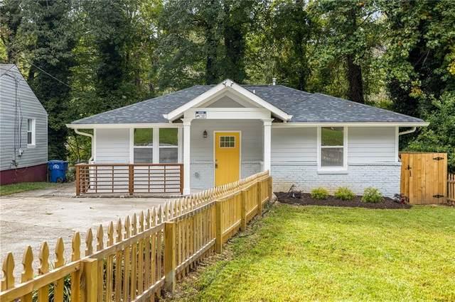 1303 Elizabeth Avenue SW, Atlanta, GA 30310 (MLS #6795195) :: Rock River Realty
