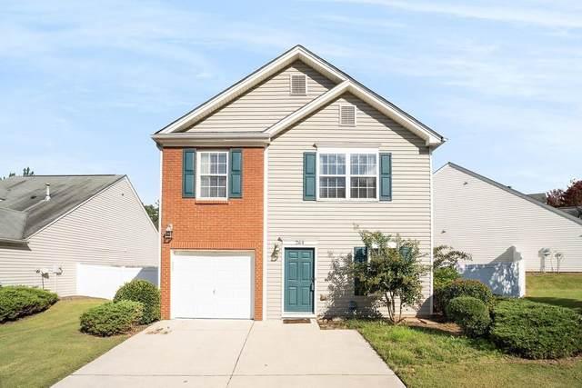 264 Silver Ridge Drive, Dallas, GA 30157 (MLS #6795213) :: Tonda Booker Real Estate Sales