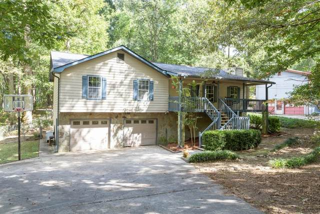 804 N Burnt Hickory Road, Douglasville, GA 30134 (MLS #6795265) :: North Atlanta Home Team