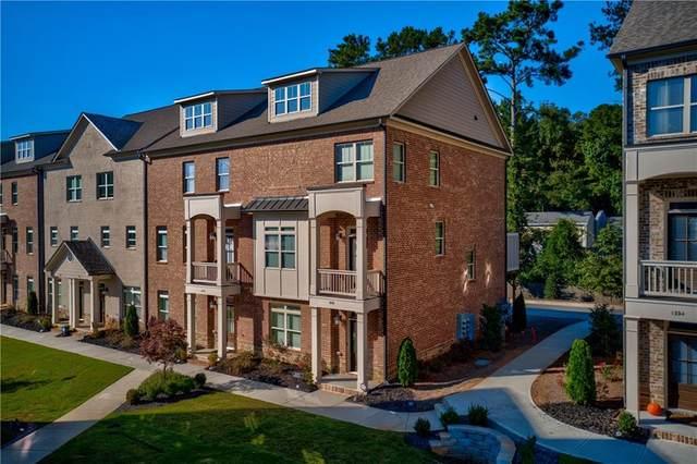 1220 Stone Castle Circle SE, Smyrna, GA 30080 (MLS #6795277) :: North Atlanta Home Team