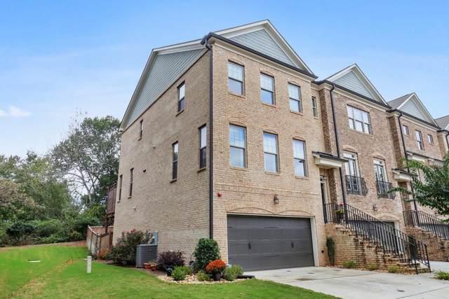 1527 Cambridge Place, Marietta, GA 30062 (MLS #6795306) :: North Atlanta Home Team