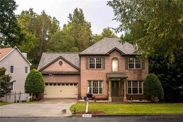 5645 Jackson Farms Drive NW, Lilburn, GA 30047 (MLS #6795308) :: North Atlanta Home Team