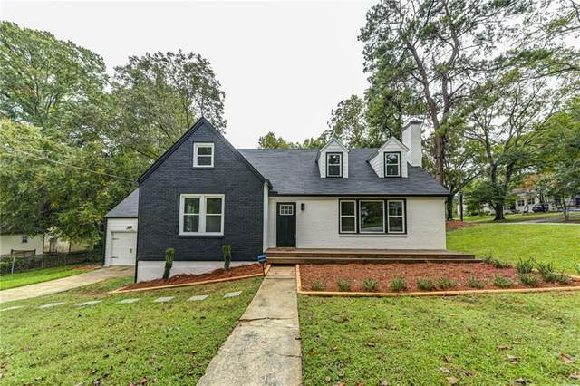 1806 Alvarado Terrace SW, Atlanta, GA 30310 (MLS #6795325) :: Good Living Real Estate