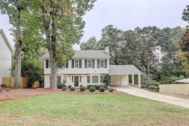 5334 Harris Circle, Atlanta, GA 30338 (MLS #6795356) :: Tonda Booker Real Estate Sales