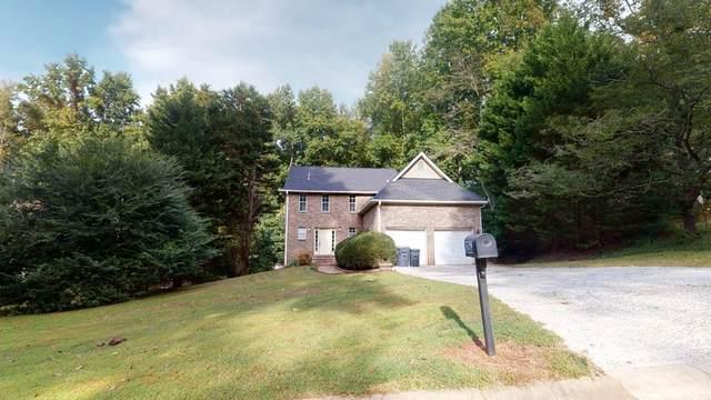 1258 Moorfield Trace NW, Kennesaw, GA 30152 (MLS #6795389) :: North Atlanta Home Team