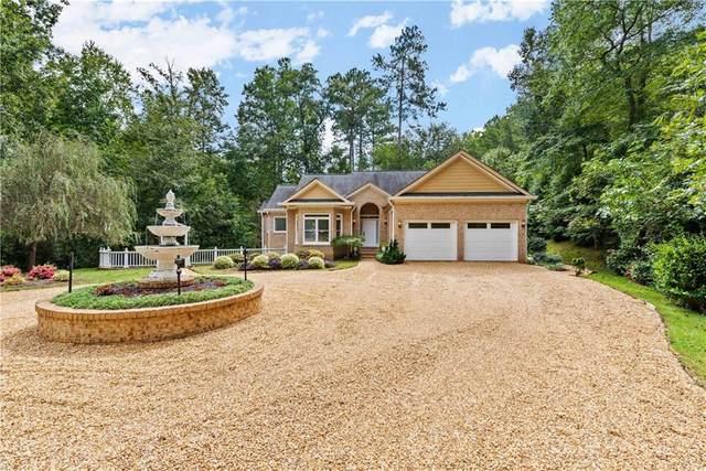 4910 Chestatee Heights Road, Gainesville, GA 30506 (MLS #6795418) :: North Atlanta Home Team