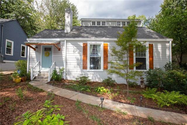 371 Deering Road NW, Atlanta, GA 30309 (MLS #6795432) :: North Atlanta Home Team