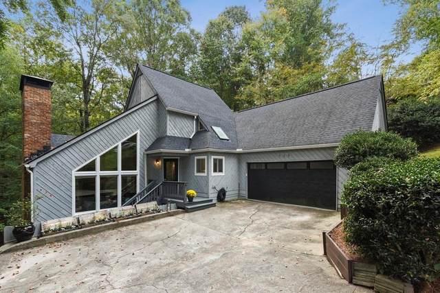 715 Bayliss Drive, Marietta, GA 30068 (MLS #6795436) :: North Atlanta Home Team