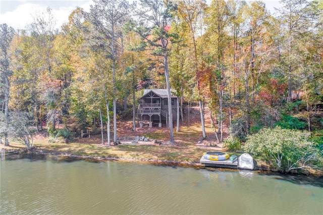 59 Nicholas Way S, Ellijay, GA 30540 (MLS #6795441) :: Charlie Ballard Real Estate