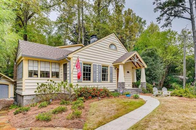 1170 Rosedale Road NE, Atlanta, GA 30306 (MLS #6795444) :: North Atlanta Home Team