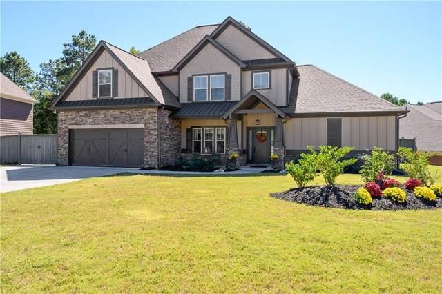123 White Spruce Lane, Dallas, GA 30157 (MLS #6795449) :: North Atlanta Home Team