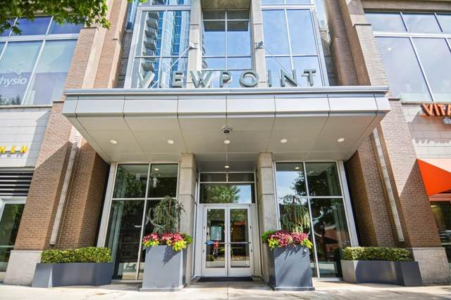 855 Peachtree Street NE #3205, Atlanta, GA 30308 (MLS #6795478) :: Vicki Dyer Real Estate