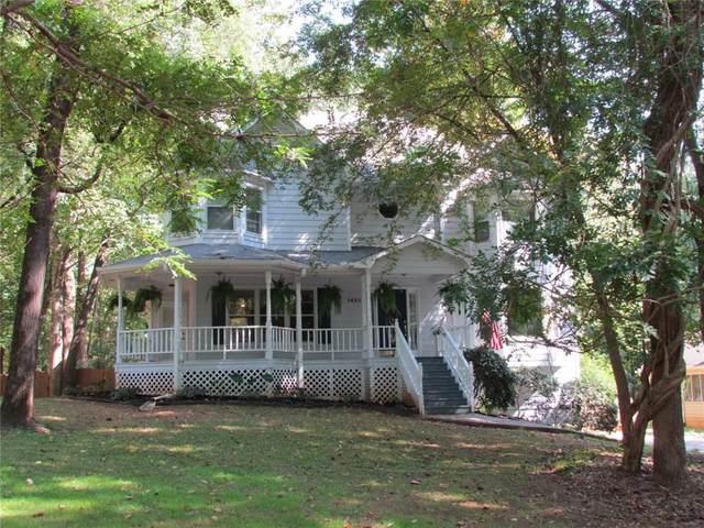 1421 Silver Fox Run, Woodstock, GA 30188 (MLS #6795484) :: Tonda Booker Real Estate Sales