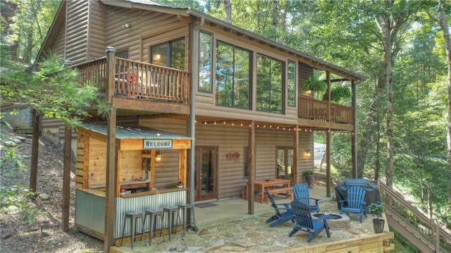 423 Greely Drive, Ellijay, GA 30540 (MLS #6795500) :: The Cowan Connection Team