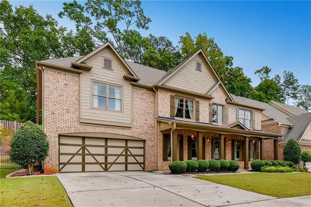 3221 Lake Mcginnis Drive, Suwanee, GA 30024 (MLS #6795506) :: North Atlanta Home Team