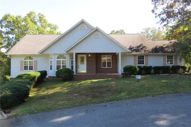 77 E Dogwood Lane, Blue Ridge, GA 30513 (MLS #6795509) :: Tonda Booker Real Estate Sales