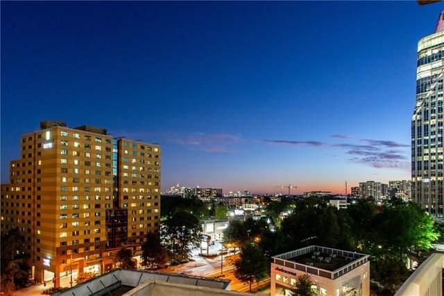 3324 Peachtree Road NE #902, Atlanta, GA 30326 (MLS #6795511) :: AlpharettaZen Expert Home Advisors