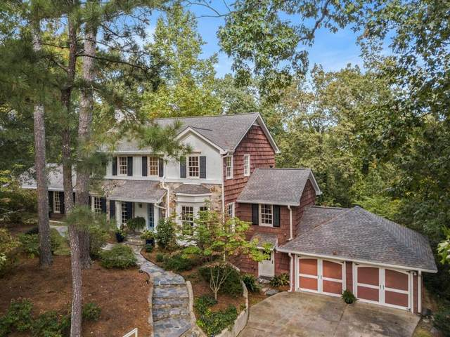 715 Tanglewood Trail, Sandy Springs, GA 30327 (MLS #6795523) :: Dillard and Company Realty Group