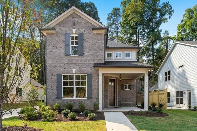 941 Rittenhouse Way Lot 11, Atlanta, GA 30316 (MLS #6795549) :: Tonda Booker Real Estate Sales