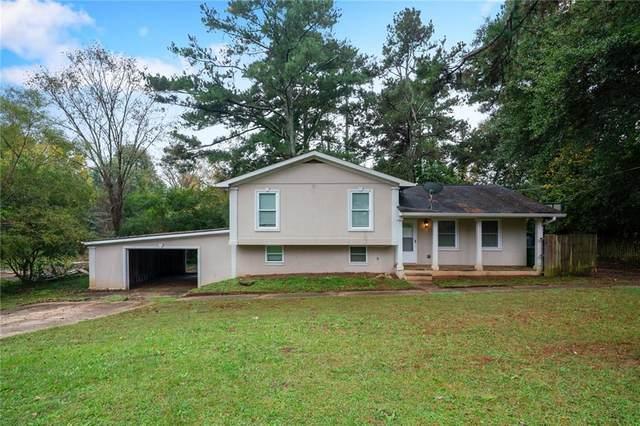 63 Aurora Drive, Powder Springs, GA 30127 (MLS #6795551) :: North Atlanta Home Team