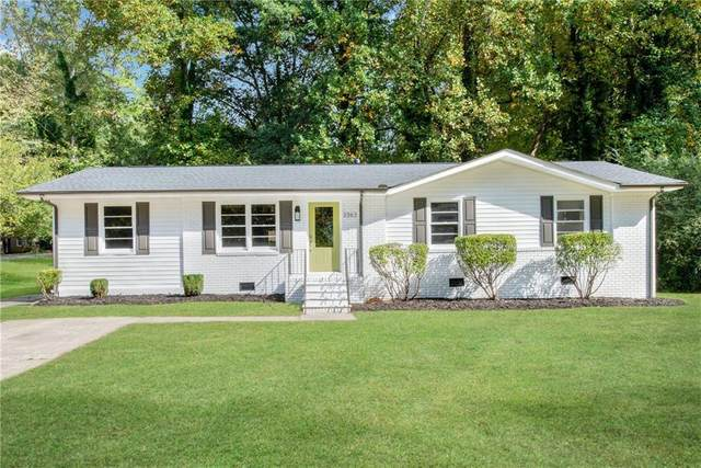 3363 Creek Valley Drive SE, Smyrna, GA 30082 (MLS #6795559) :: Tonda Booker Real Estate Sales