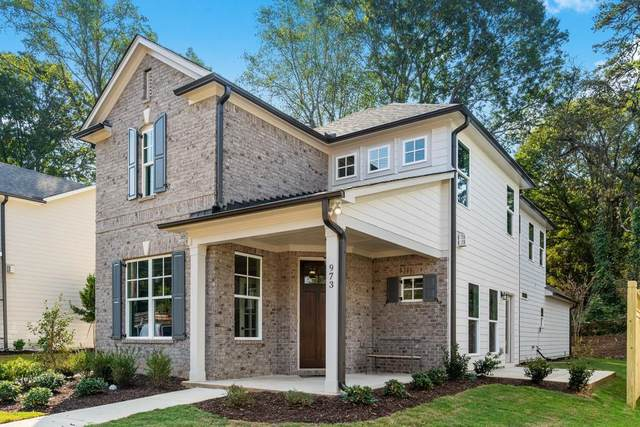 945 Rittenhouse Way Lot 10, Atlanta, GA 30316 (MLS #6795566) :: Tonda Booker Real Estate Sales