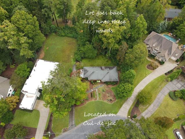 1328 Nerine Circle, Dunwoody, GA 30338 (MLS #6795570) :: North Atlanta Home Team