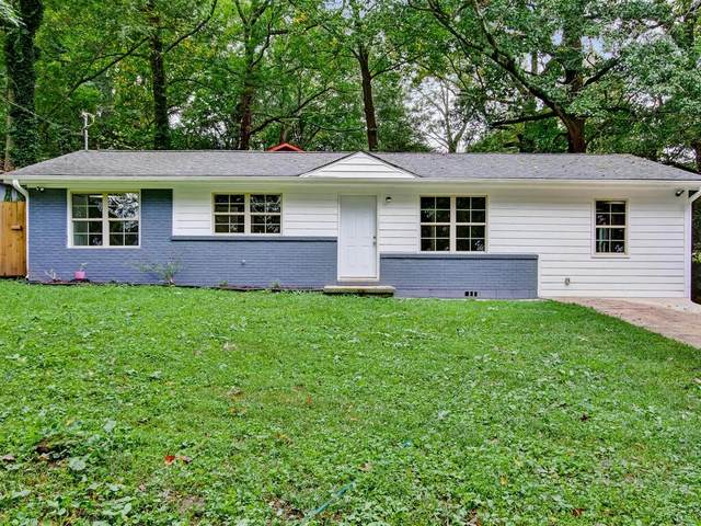 2851 1st Avenue SW, Atlanta, GA 30315 (MLS #6795574) :: Team RRP | Keller Knapp, Inc.