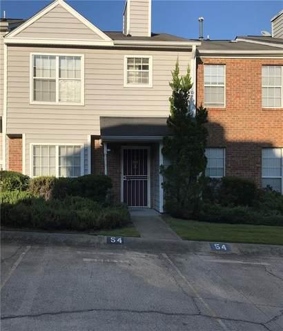 54 Belmonte Circle SW, Atlanta, GA 30311 (MLS #6795594) :: North Atlanta Home Team