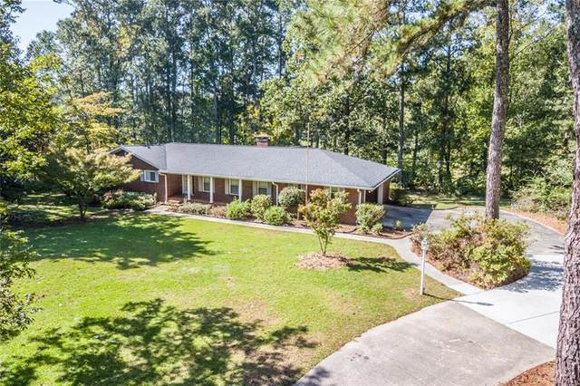 2493 S Lake Road, Snellville, GA 30078 (MLS #6795597) :: The Cowan Connection Team