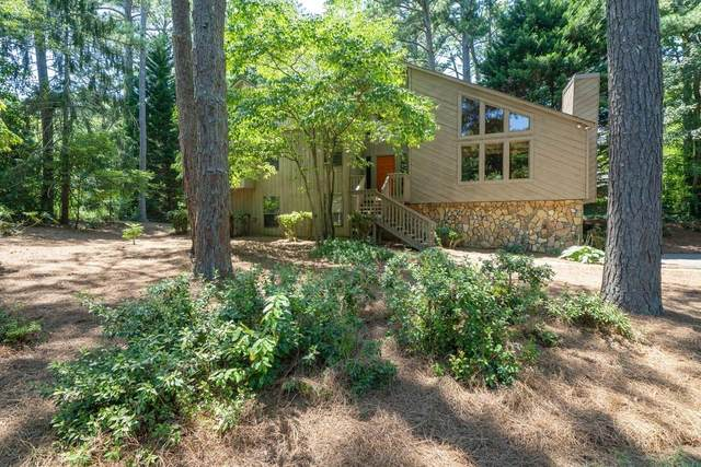 3991 Hampton Court, Marietta, GA 30062 (MLS #6795600) :: North Atlanta Home Team