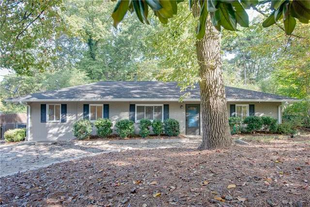 2029 Woodberry Avenue, East Point, GA 30344 (MLS #6795606) :: Keller Williams