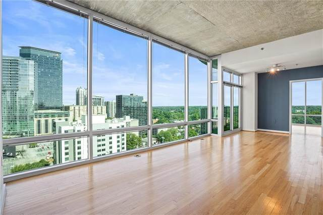 943 Peachtree Street NE #1318, Atlanta, GA 30309 (MLS #6795614) :: Rock River Realty
