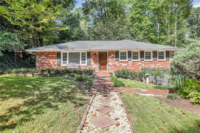2344 Bynum Road NE, Brookhaven, GA 30319 (MLS #6795650) :: North Atlanta Home Team