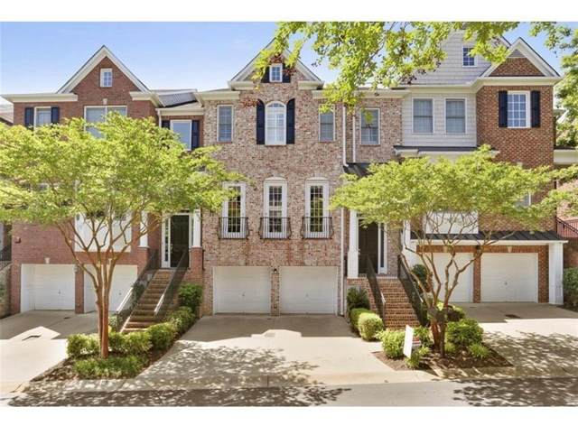 5818 Riverstone Circle #11, Atlanta, GA 30339 (MLS #6795653) :: Good Living Real Estate