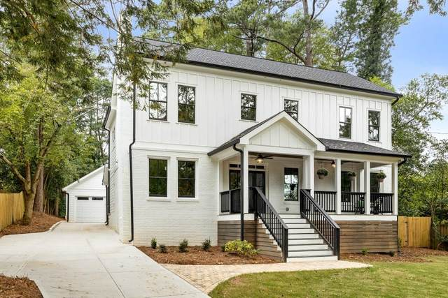 490 Pensdale Road, Decatur, GA 30030 (MLS #6795661) :: North Atlanta Home Team
