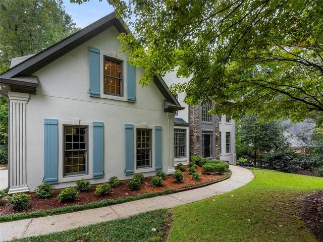 5315 Laithbank Lane, Alpharetta, GA 30022 (MLS #6795684) :: North Atlanta Home Team